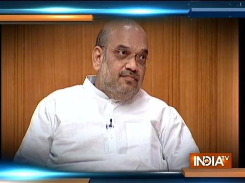 Watch BJP president Amit Shah in Aap Ki Adalat on 17th December