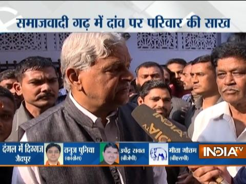 Development of Kanpur is our priority, says Congress leader Sriprakash Jaiswal