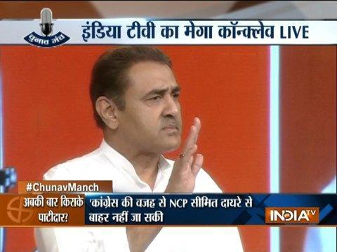 Chunav Manch: Rahul Gandhi visiting temples a political stunt, says Praful Patel