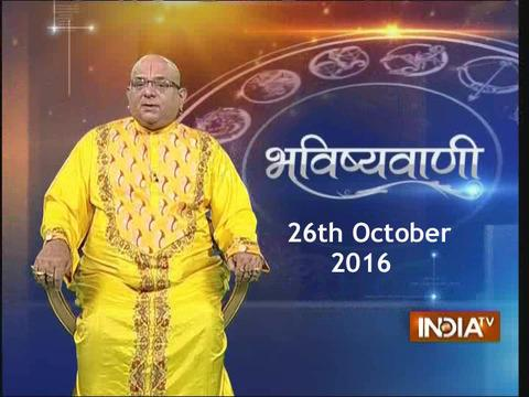 Bhavishyavani | 26th October, 2016