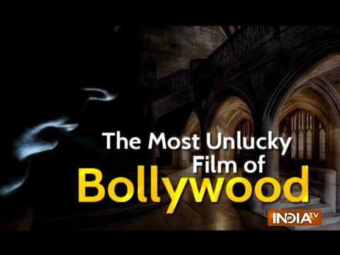 This movie is tagged as the 'unlucky film' of Bollywood
