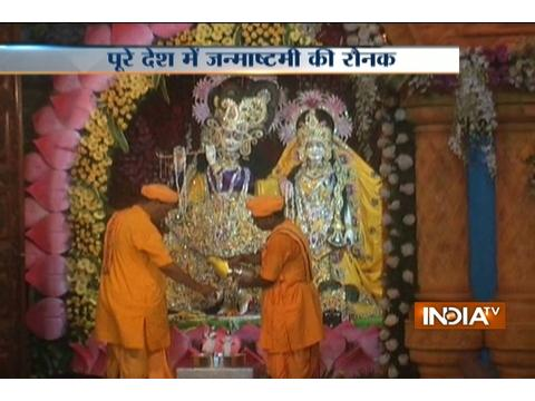 Krishna Janmashtami 2016: Mathura gears up for colourful celebration of Lord