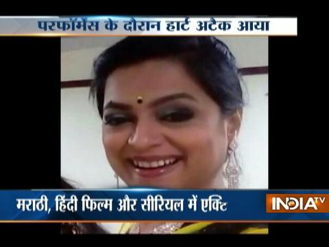 Mumbai: Theatre artist Ashwini dies during stage performance due heart attack