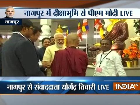 PM Modi pays tribute to Dr. BR Ambedkar on 126th birth anniversary