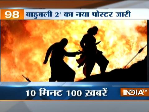 News 100 | 12th March, 2017