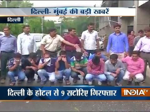 5 Khabarein Delhi Mumbai Ki | 23rd May, 2017