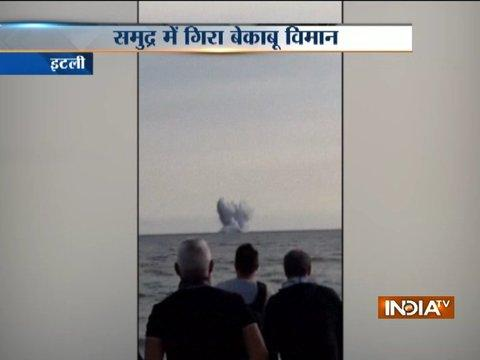 Italian Pilot dies as airshow stunt goes wrong in Italy