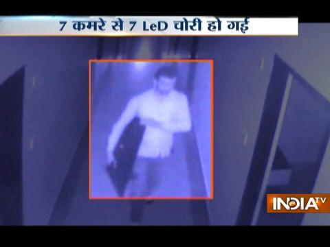 Thief steals 6 LED TVs from hotel rooms in Meerut