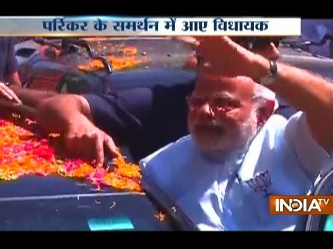 Ankhein Kholo India | 13th March, 2017