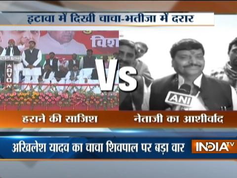Leaders attack opposition ahead of UP Polls 2017