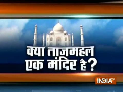 Is Taj Mahal a mausoleum or a Shiva temple? CIC asks govt to clarify