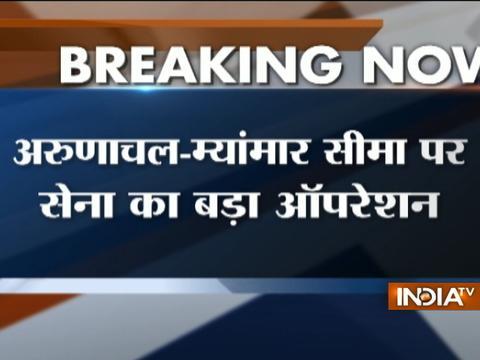 Member of NSCN (K) group shot-dead by Indian army at Arunachal-Myanmar border