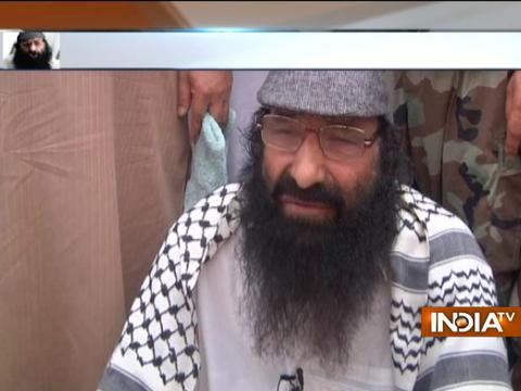 Know ho is Syed Salahuddin and why his branding as global terrorist