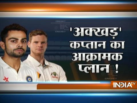 Cricket Ki Baat: Aussies get go ahead from skipper Smith for sledging against India