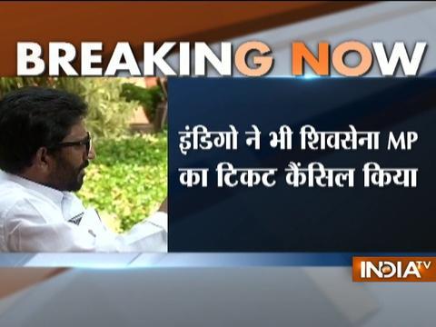 After Air India, IndiGo cancels Shiv Sena MP Ravindra Gaikwad's ticket