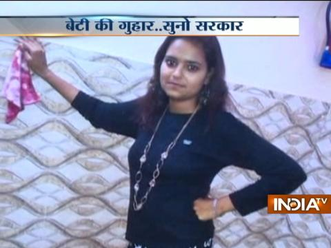 Murder of Girl after failed rape attempt in Lucknow