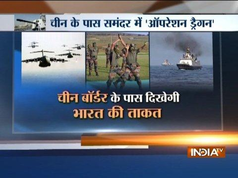 Exercise INDRA 2017: India and Russia to carry out joint military drills close to China border