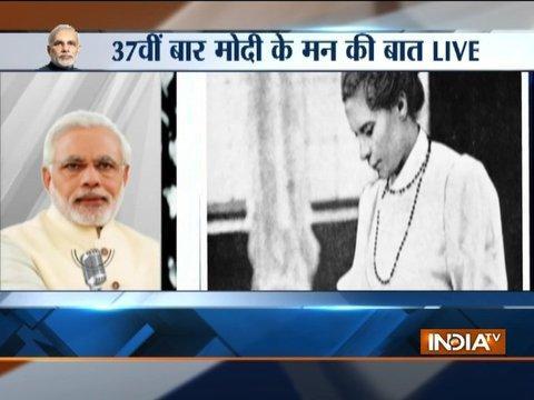 Mann Ki Baat: Celebrating Diwali with soldiers an unforgettable experience, says PM Modi