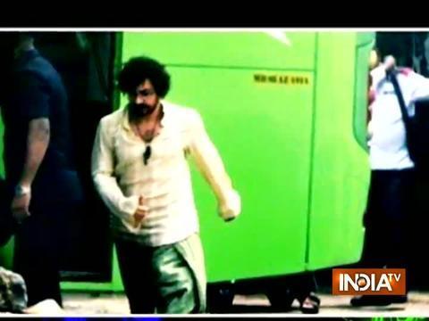SBAS: Aamir Khan's look for 'Thugs Of Hindostan'