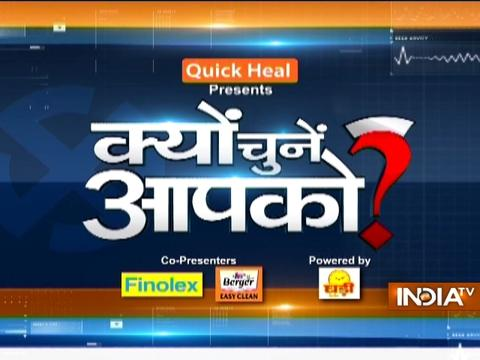 Kyu Chune Aapko: Debate on Public Issues In Mau ahead of UP Polls