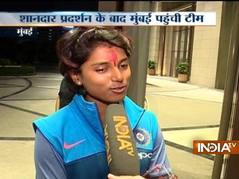 It was quite heart-breaking how we lost the final match, says Poonam Raut