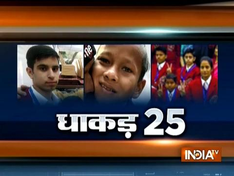 Meet the kids who are set to be awarded for the bravery by PM Modi on 26th
