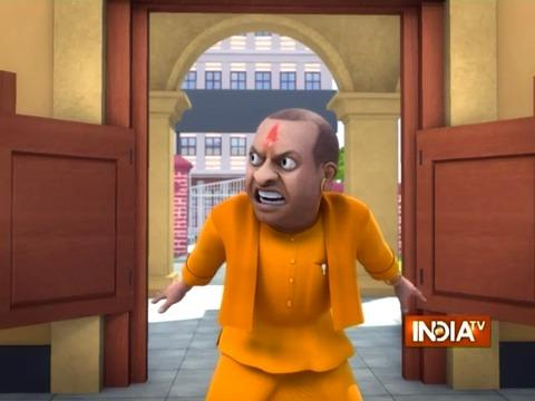 OMG: Yogi becomes UP CM, terror among officials