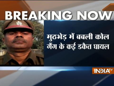 Sub-Inspector killed in Chitrakoot encounter