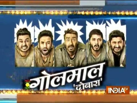 Golmaal Again star cast reveal interesting details of the film