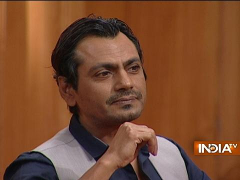 Bollywood Actor Nawazuddin Siddiqui in Aap Ki Adalat
