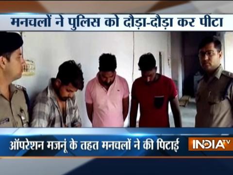 Uttarakhand: Policemen beaten up by goons during 'operation romeo' in Udham Singh Nagar