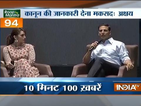 News 100 | 3rd February, 2017