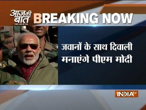 PM Modi to celebrate Diwali 2017 with security forces at Indo-China border