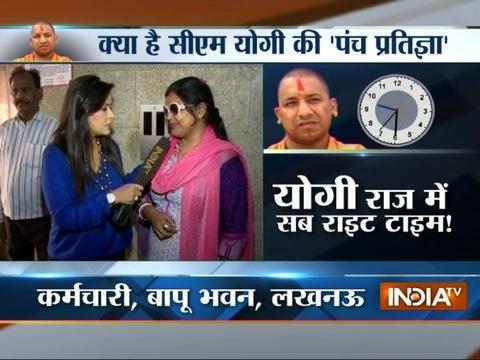 30 Days of Yogi Govt: A look at how Yogi Adityanath has set UP on transformation path