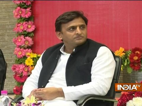 UP Polls: No alliance between SP-Congress, both parties to contest poll