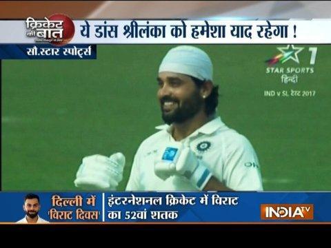Vijay, Kohli centuries help India decimate Sri Lanka on Day 1 of 3rd Test