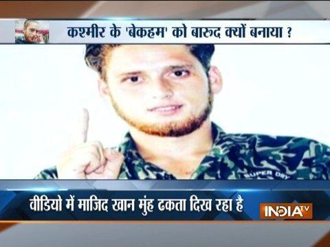 Footballer joins Lashkar-e-Taiba in Jammu and Kashmir's Anantnag
