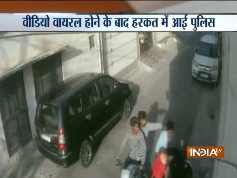CCTV: Gang of chain snatchers busted in Ludhiana, Punjab