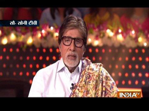 KBC with India TV at Indo-Pak Wagah border