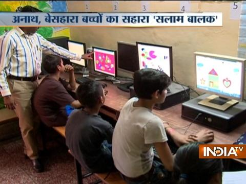 Aaj ki baat Good News: How 'Salaam Baalak trust' saves lives of thousands of poor children