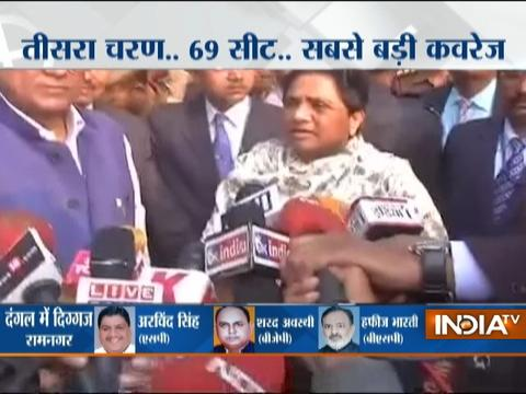 Mayawati: BSP will win not less than 300-seats in UP Election
