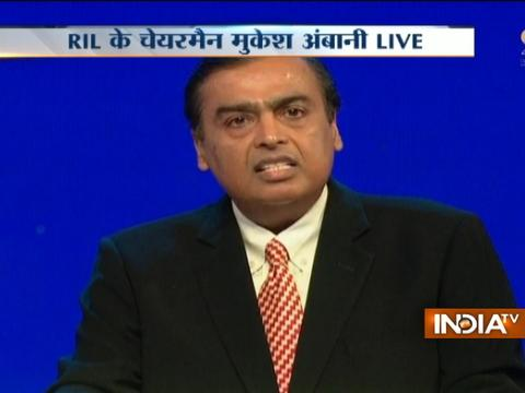 Reliance Industries has created several records which has made country proud, says Mukesh Ambani