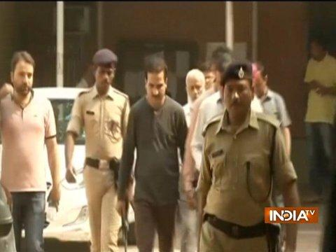NIA raids Hizbul chief Syed Salahuddin's son's residence in Kashmir