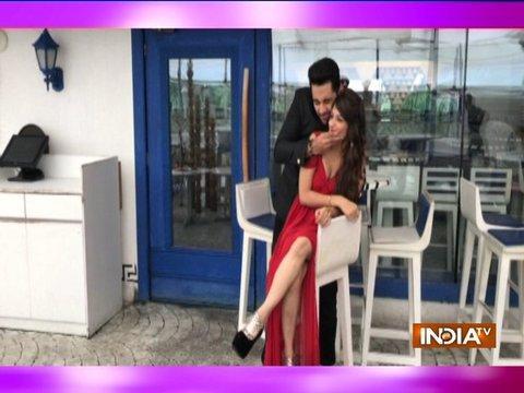Pre-wedding photo shoot of Abhishek and Akansha