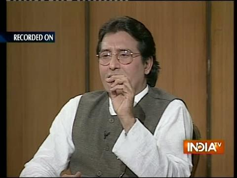 Vinod Khanna talks about his life as a sanyasi