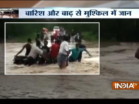 Rajasthan reels under flood, normal life hit