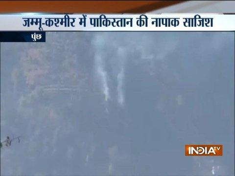 Jammu & Kashmir: Ceasefire violation by Pakistan in Punch sector