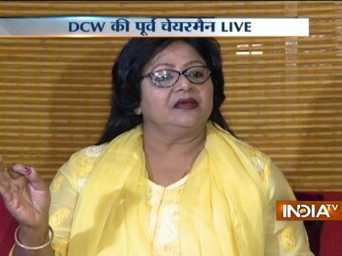 Former chief of DCW Barkha Singh takes on Rahul Gandhi in Delhi