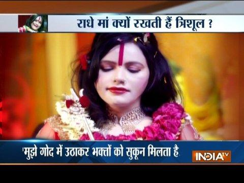 All you want to know about the controversial 'godwoman' Radhe Maa