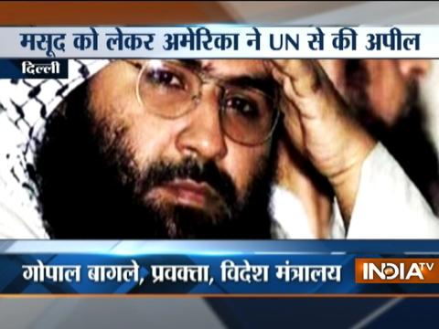 US moves UN to ban Jaish chief Masood Azhar